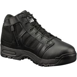 l'original 1231-blk-8.5 5  côté anv chaussure avec côté  zipper, taille 8,5 a8ad8c