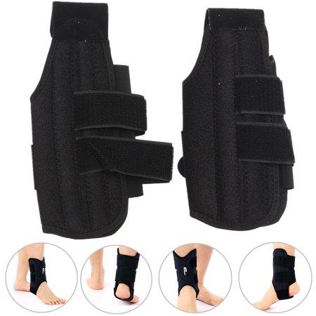 Adjustable Footstrap - Lastest M, L Neoprene Injury Pain Wrap Strap Protector Adjustable Ankle Support Brace Foot Sprains