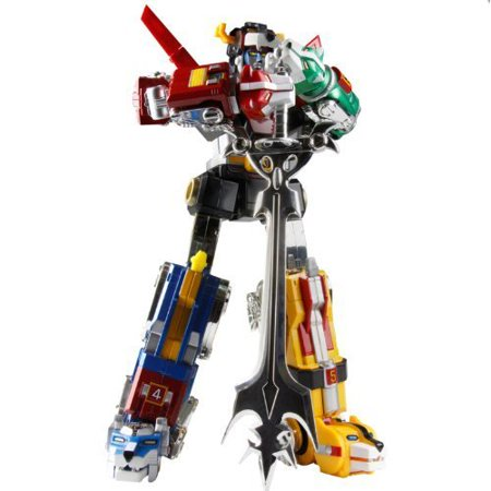 Anniversary Collectors Set - Voltron 30th Anniversary Collector's Set