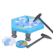 Table Games Penguin Icebreaker Beating Desktop Games Partent-child Interactive Game Child Flexibility Development Games Learning Balance Tools Birthday Gifts
