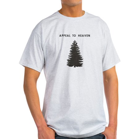 - CafePress - Appeal To Heaven T-Shirt - Light T-Shirt - CP