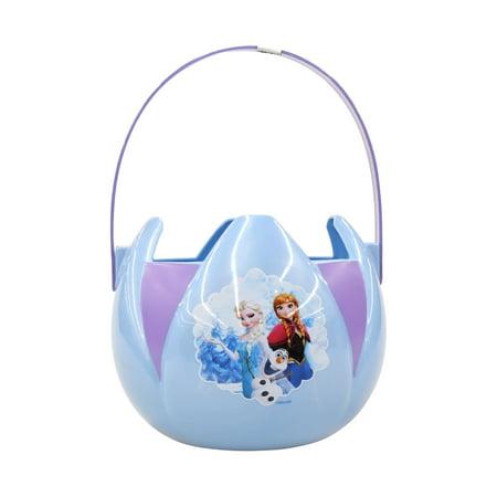 Disney Frozen Figural Plastic Bucket