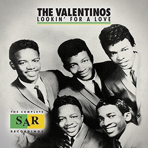 The Valentinos The Complete Sar Rec [CD] by