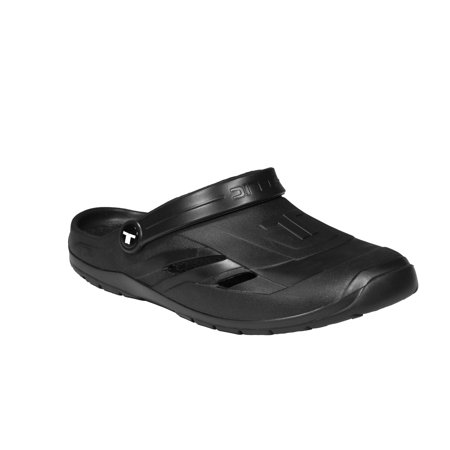 Telic Dream Sandal, Midnight Black - ML