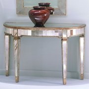 Bassett Mirror Borghese Mirrored Console