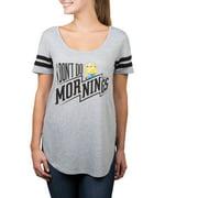 Minions Ap Mn Don T Do Mornings Jrs Baseball Hem T