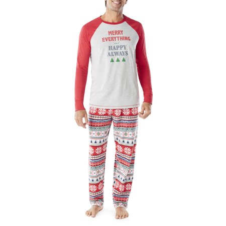 HOLIDAY Men's Merry Everything Family PJ - Family Jammies