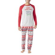 HOLIDAY Men's Merry Everything Family PJ Set