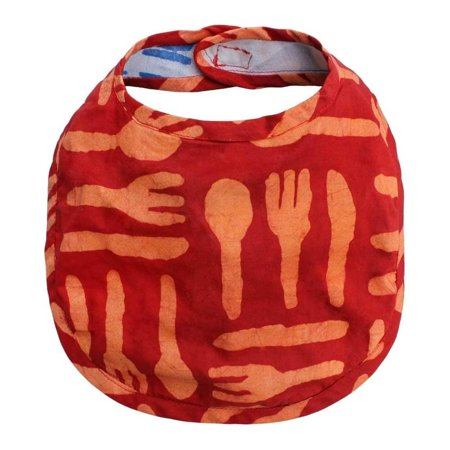 - Global Crafts Handmade Cotton Baby Bib (Ghana)