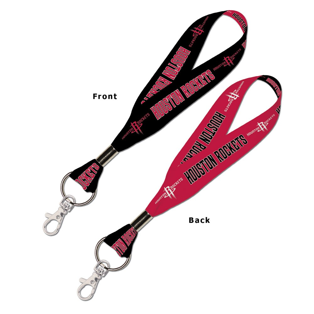 "Official NBA 8"" Lanyard Key Chain by Wincraft"
