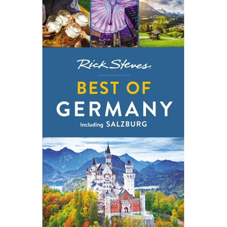 Rick Steves Best of Germany - eBook (All The Best In German)