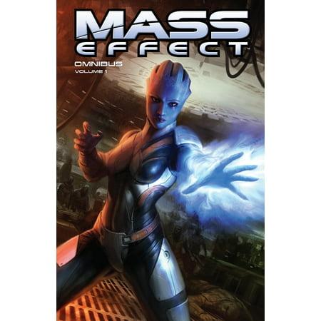 Mass Effect Omnibus Volume 1 (Best Weapons In Mass Effect 1)