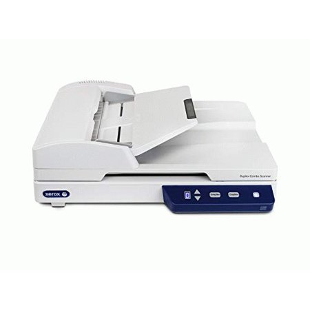 Duplex Combo Flatbed Scanner with Automatic Document (Best Flatbed Scanner With Document Feeder)