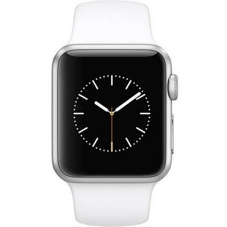 Apple Watch Sport 38Mm Aluminum Case W Sport Band  First Generation