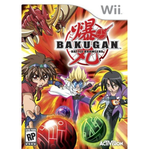 Bakguan: Battle Brawlers (Wii)
