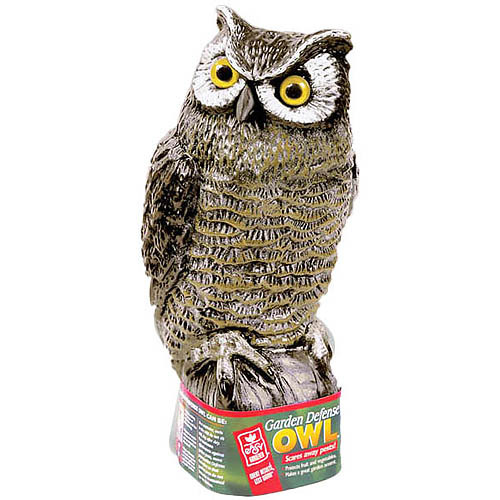Easy Gardener 8001 Garden Defense Owl