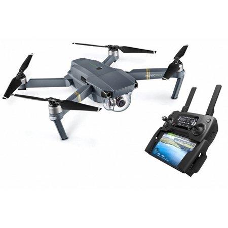 Refurbished DJI Mavic Pro CP.PT.000500 Quadcopter Drone with 4K UHD Camera & Controller
