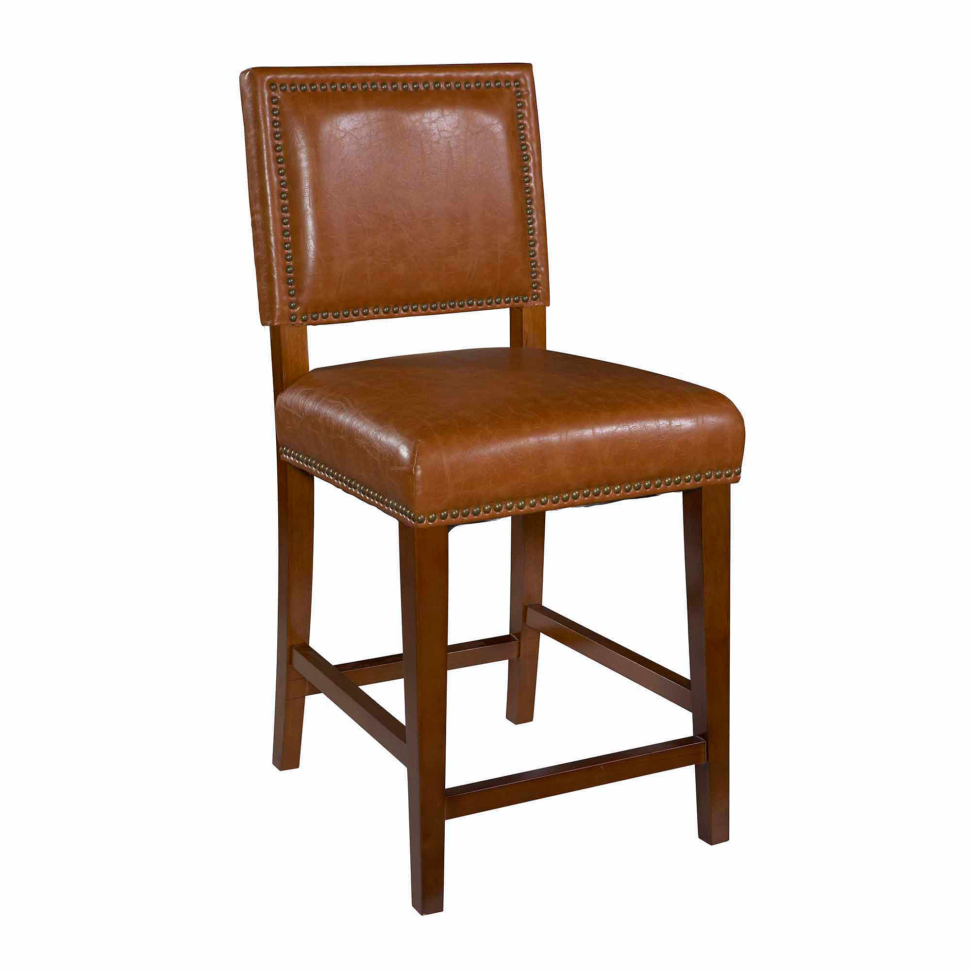 Linon Home Decor Brook 24 Quot Counter Height Stool Multiple