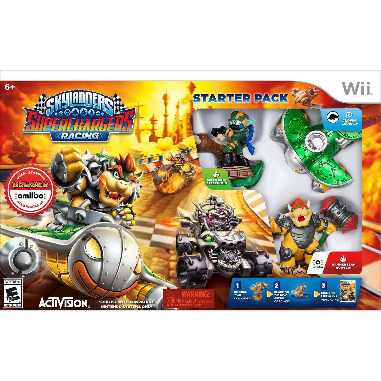Skylanders Superchargers Starter Kit (Wii)