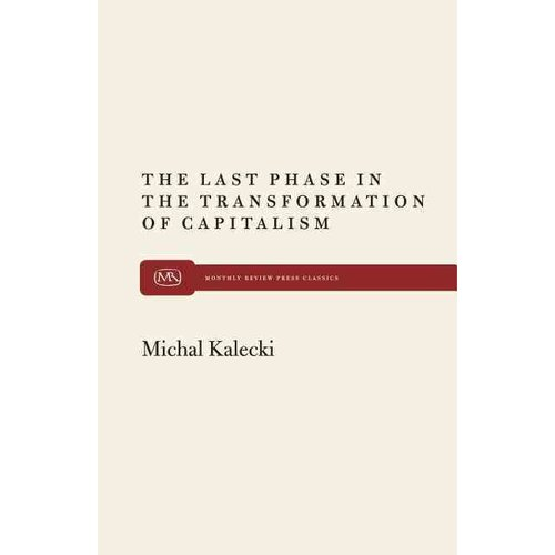 The Last Phase in Transformation