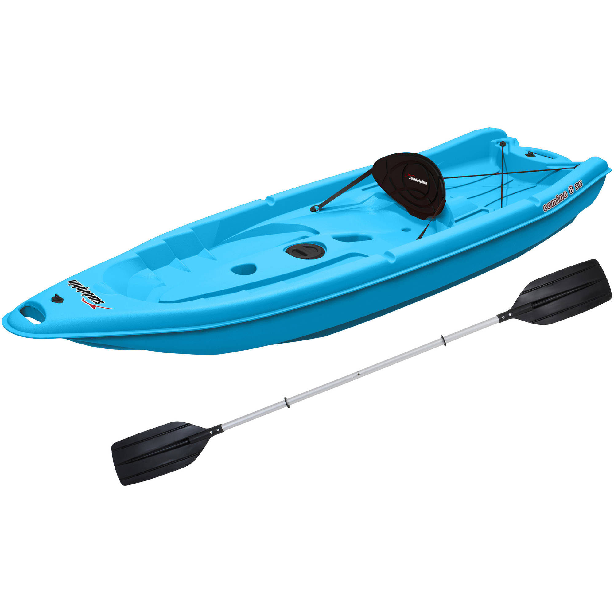 Sun Dolphin Camino 8 SS with Paddle