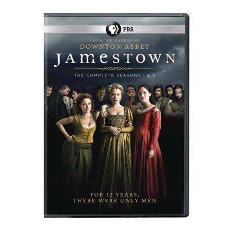 Jamestown: Seasons 1 & 2 - Winner Of Halloween Wars Season 2