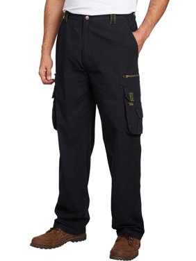 Boulder Creek Men's Big & Tall Boulder Creek Ripstop Cargo Pants