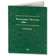 Littleton Coin LCF37 Sacagawea Dollar Folder 2000-Date- Case of 50