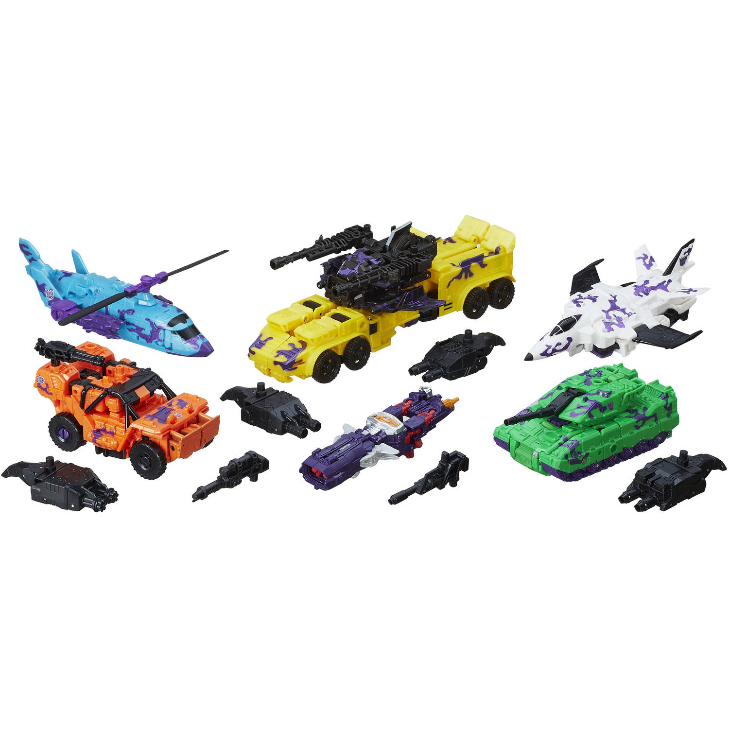 Transformers Generations Combiner Wars Bruticus Collection Pack by GFT Vietnam Company Limited