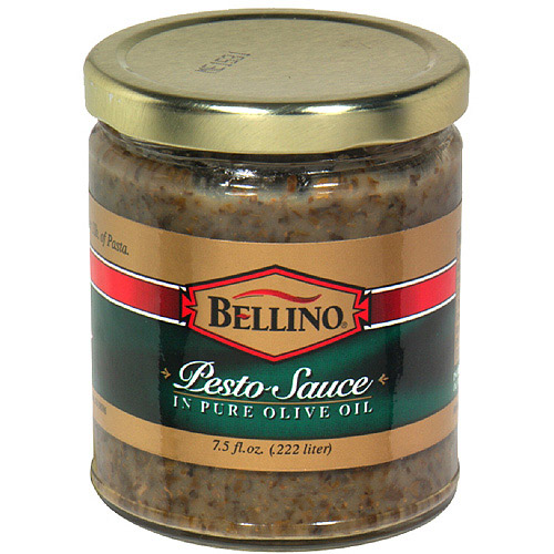 Bellino Pesto Sauce , 6.8 oz (Pack of 12) by Bellino