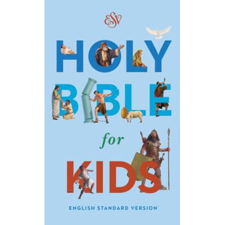 ESV Holy Bible for Kids, Economy - Bible Crafts For Kids