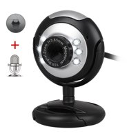 TSV Night Vision Webcam 1.2 Megapixel, Microphone Built In