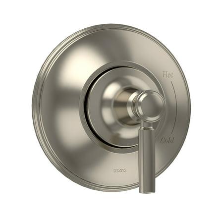 Brushed Nickel Pressure Balance - TOTO® Keane™ Pressure Balance Valve Trim, Brushed Nickel - TS211P#BN