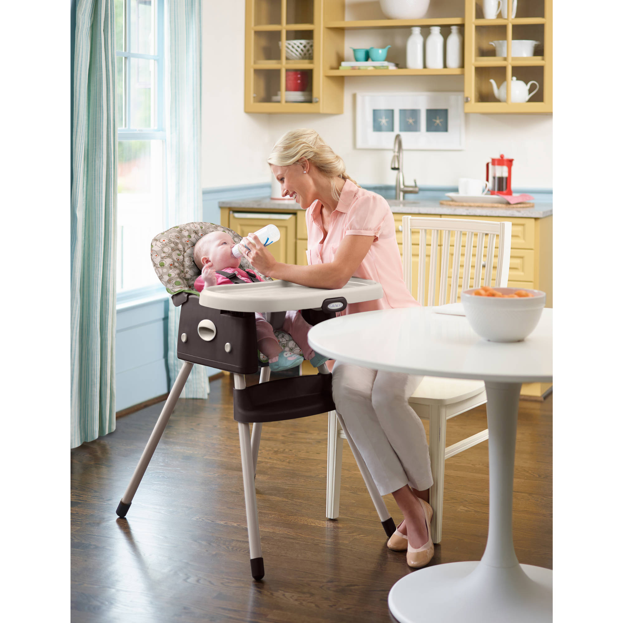 Graco SimpleSwitch 2 In 1 High Chair, Zuba   Walmart.com