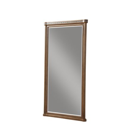 Gracie Oaks Haledon Floor Full Length Mirror