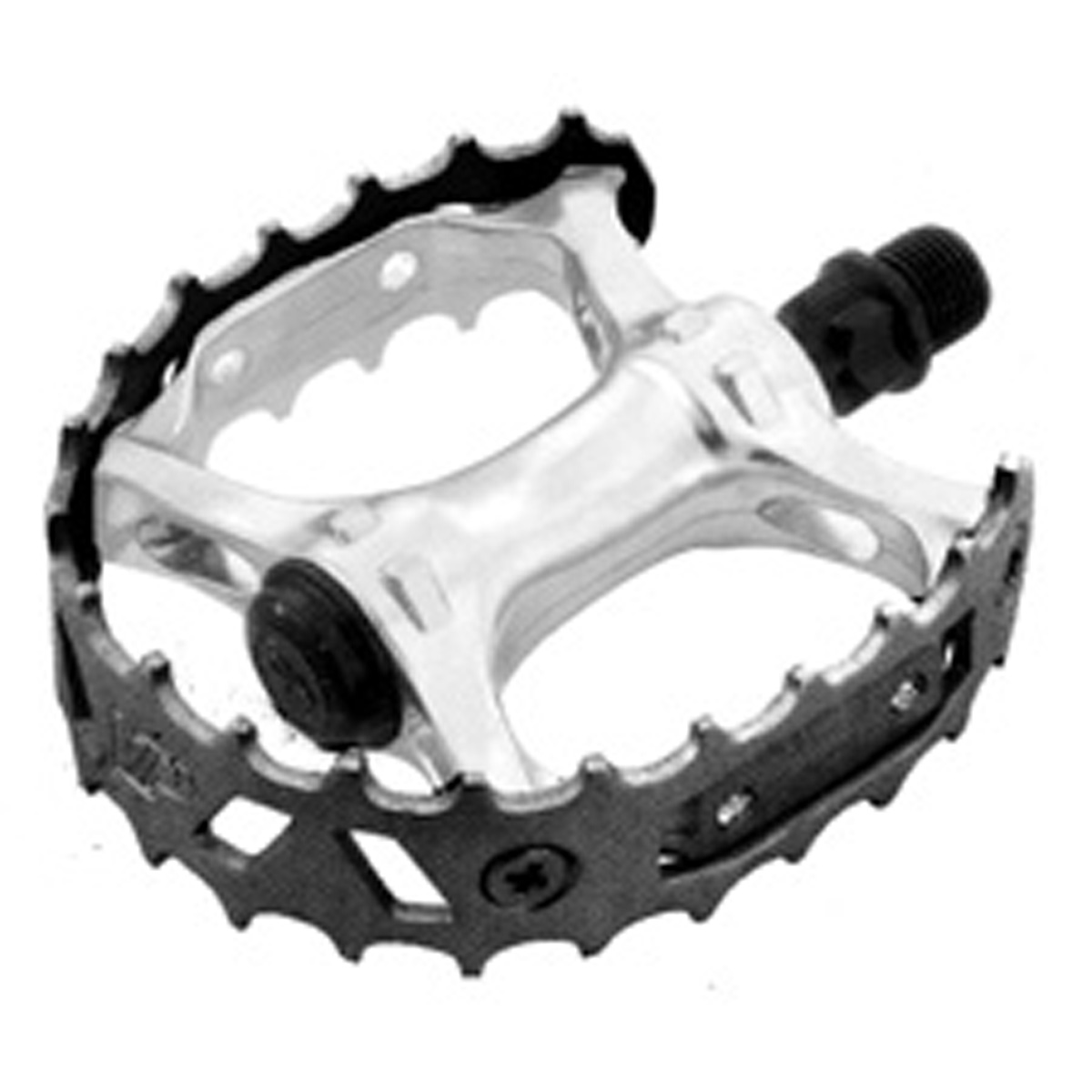 Summit Bearclaw Mountain Bicycle Pedals Walmart Com