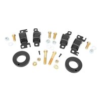 """Rough Country 2"""" Lift Kit (fits) 2014-2020 Jeep Cherokee KL   Spacer Suspension System   60400"""