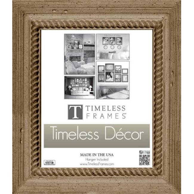Timeless Frames 70240 Fiona Brown Wall Frame, 16 x 20 in.