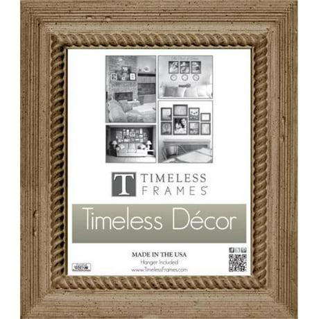 timeless frames 70240 fiona brown wall frame 16 x 20 in. Black Bedroom Furniture Sets. Home Design Ideas