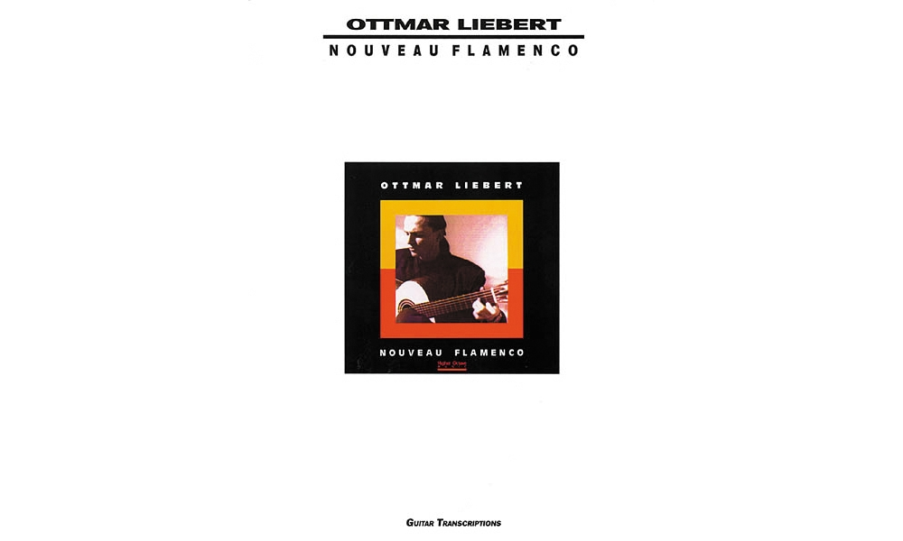 Creative Concepts Ottmar Liebert Nouveau Flamenco Guitar Tab Songbook by Creative Concepts