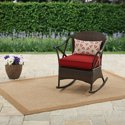 Mainstays Skylar Glen Outdoor Rocking Chair
