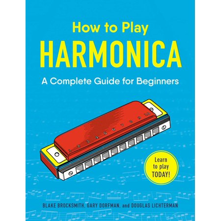 How to Play Harmonica : A Complete Guide for (Beginner Harmonica Lesson)