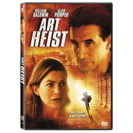 Art Heist  Widescreen