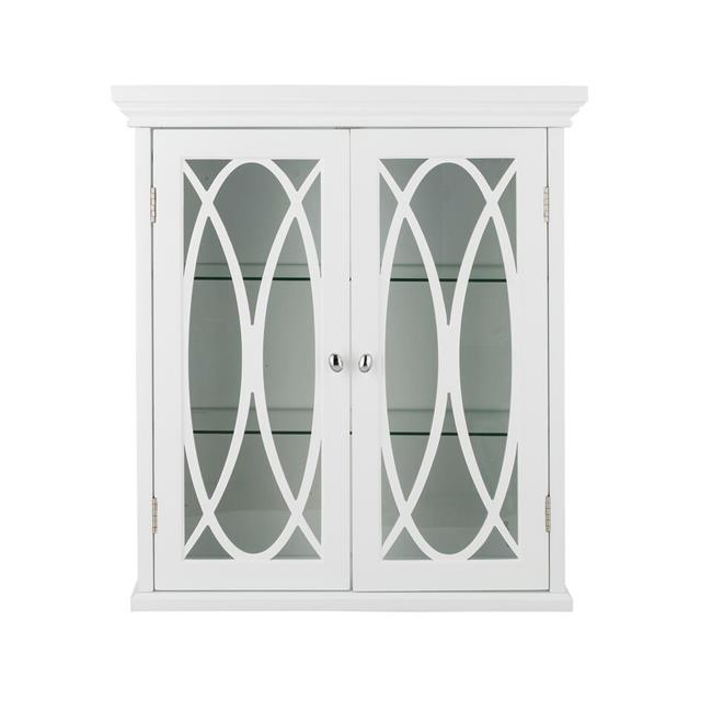 International Concepts Elg 637 Florence Two Doors Wall Cabinet