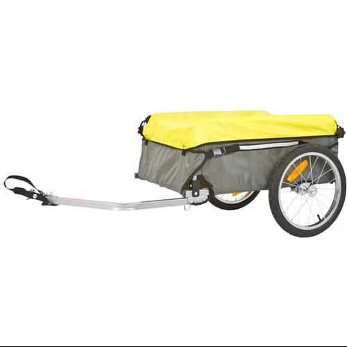 Tow-Behind Bicycle Cargo Trailer