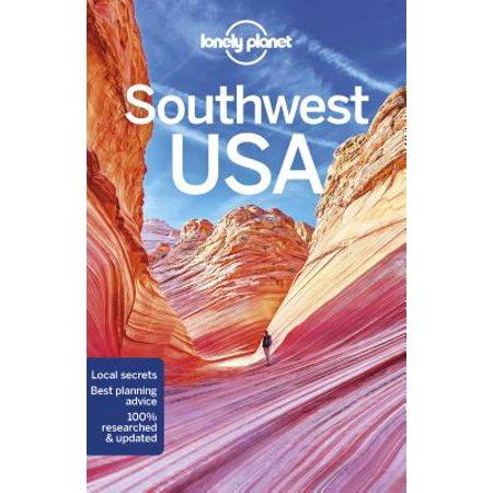 Travel Guide: Lonely Planet Southwest USA - Paperback ()