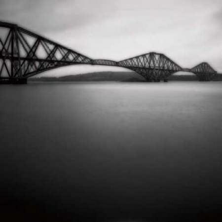 Forth Rail Bridge I Poster Print by Jamie Cook