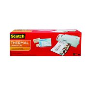 Thermal Laminator plus 2 Letter Size Pouches (TL902)
