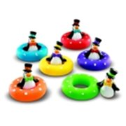 Learning Resources Color Play Penguin Set, 12 Piece Per Set
