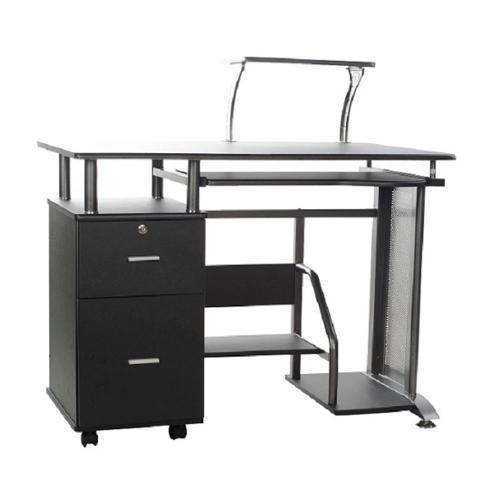 Comfort Products Rothmin Computer Desk Walmart Com